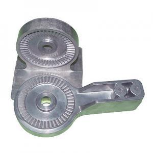Buy cheap A liga de alumínio ajustada lustrada da engrenagem morre componentes da carcaça para o ajustador de Seat product
