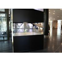 Buy cheap High Resolution 360 Degree Holographic Display Showcase In shop Advertising & Retail product