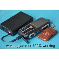 China 12v-40V Mobile Powerful Emp Generator Jammer / Wukong Jammer Multi Frequency on sale