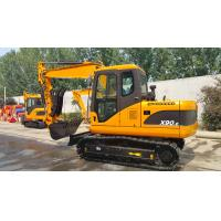 Buy cheap Best price rc excavator 9T wheel-tracked backhoe excavator for sale product