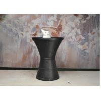 Buy cheap Environmental Material Abstract Flower Pots Sculpture Finished For Window Sill product