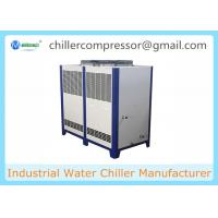 Buy cheap Low Temperature Glycol Chiller System for Bakery Industry Dough Mixer product
