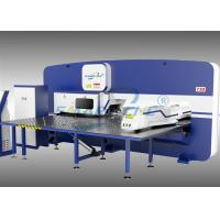 Buy cheap High Reliability CNC Turret Punching Machine 42 Station Low Failure Rate product