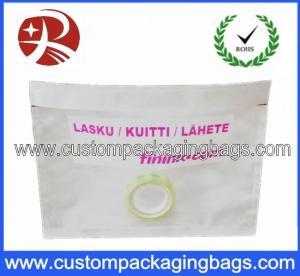 Custom Packaging Bags Packing List Envelope