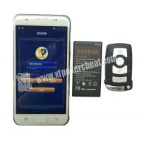 Buy cheap White S708 Poker Analyzer All-in-one Poker Cheating Device Ronda Poker Predictor product