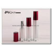 Buy cheap Capacity 20ml Airless Pump Bottles , Plastic Cosmetic Packaging Bottles product