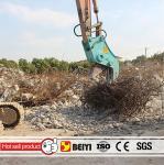 Buy cheap Do pulverizer hidráulico da demolição do alicate do pulverizer de BEIYI BY-HC200 vendas por atacado concretas no bauma 2016 product