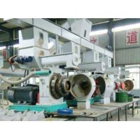 Buy cheap Complete Biomass Pellet Plant Ring Die Wood Press Thailand 5-6t/h product