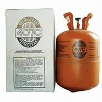 Buy cheap R407C Refrigerant Gas, Mixed Fluorine Refrigerant, R22 Replacement, Purity 99.9%, OEM Accepted product