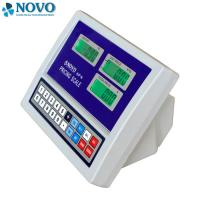 Buy cheap Rechargeable Electronic Weight Indicator Weight Back Up Function NOVO product