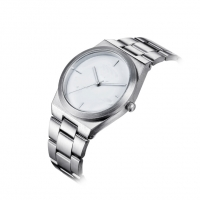 Buy cheap 5 ATM Miyota Custom Printed Watches Mens Style Watches 304 Stainless Steel product