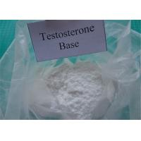 Quality Steroid Hormone Bodybuilding Testosterone Base CAS 58-22-0 Steroid Powder 99% Purity for sale