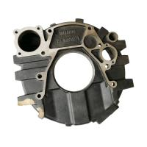 China Sandblasting Gray Iron Casting Process Diesel Engine Truck Parts Flywheel Housing on sale