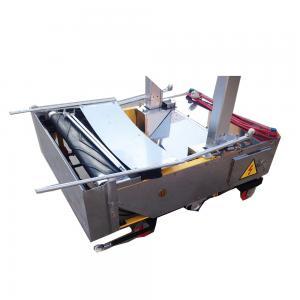Buy cheap New type automatic wall plaster machine made in China machine rendering machines machine product