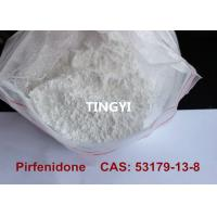 Buy cheap CAS 53179-13-8 For Anti-Fibrosis Health Treatment Factory Supply High Quality Pharmaceutical Pirfenidone Powder product