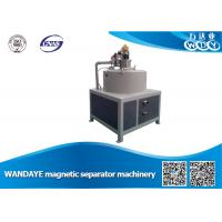 Buy cheap 3.5T 380ACV Electromagnetic Slurry Separation Equipment With Water / Oil Cooling product