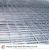 Buy cheap Welded Steel Bar Grating|Black or Galvanized Steel Mesh for Floor or Concrete product
