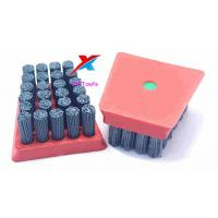 Buy cheap frankfurt stronger abrasive antique brush for making antique finished on stone and ceramic tile with product
