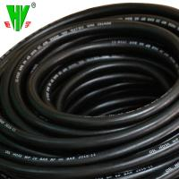 Buy cheap 1 1 4 hose SAE100 r6 high tensile textile braided fuel hose product
