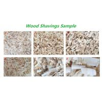 Buy cheap China made New Design Waste Wood Shaving Machine Electric/Diesel powered shavings machine product