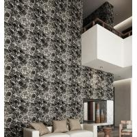 Buy cheap PVC 3D waterpoof Moistureproof Contemporary foam technology high cost-performance new wallpaper from wholesalers