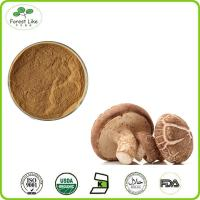 China Natural Shitake Mushroom Extract Powder on sale