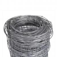 Buy cheap 164 ft Galvanized Iron Wire Mesh Fence Field Wild Animal Garden Fencing Roll product