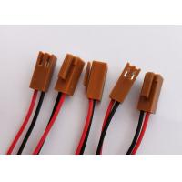 Buy cheap JAE 2.5mm IL-2S-S3L(N) 2P Connector Custom Wire Harness Assembly product