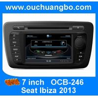 ouchuangbo car dvd navi multimedia system for seat ibiza. Black Bedroom Furniture Sets. Home Design Ideas
