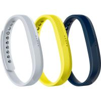 China Sport Silicone Wrist Strap Smart Bluetooth Wristband 22cm Length For Fitbit Flex 2 on sale
