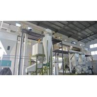 Buy cheap Thress Phase 5t/h Customzied Wood Pellet Press Complete Production line product
