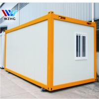 Buy cheap low cost Container homes sale,20ft modular kit prefabricated house prices product