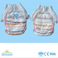 Buy cheap Soft Breathable Fluff Pulp Pull Up Nappies Customized For Toddlers product