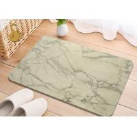 China Diatomite High Absorbent Printed Non Slip Area Rugs Dry Quickly Non Slip Bathroom Mats on sale