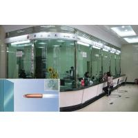 Buy cheap High quality & nice price laminated Armoured glass for door, window, bank product