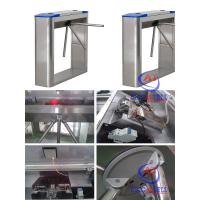 Outdoor entrance tripod turnstile gate with coin operater
