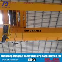 Buy cheap After - Sales Regulation China Manufacturer Customized 20Ton Double Hook Crane With Remote Controls product