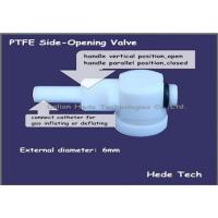 Buy cheap PTFE side-opening valve product