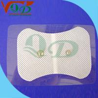 Buy cheap Reusable foam Elastic socket fit male Carbon Paste Electrode Pads CE FDA ISO13485 product