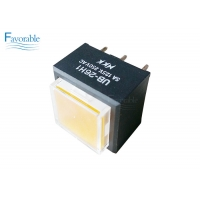 Buy cheap NKK UB-26H1 5A 125V 250V AC Switch Especially Suitable For GERBER XLC7000 from wholesalers