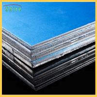 Buy cheap Dark Blue Stainless Steel Protective Film Sheet , 50MM - 2100MM Width product