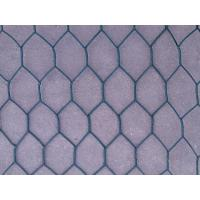 Buy cheap Garden PVC Coated Hexagonal Netting Fence 25mm with 20 gauge wire product