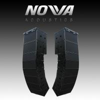 "Buy cheap Dual 10"" 16Ohm Audio Music Sound System Line Array For Touring / Living Show product"