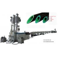 China 4 Layers PPR Pipe Production Line (PPR-Glassfiber-PPR-PE layer) on sale