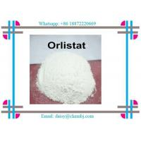 Buy cheap Orlistat CAS 96829-58-2 Weight Loss Powder White Crystalline Powder product