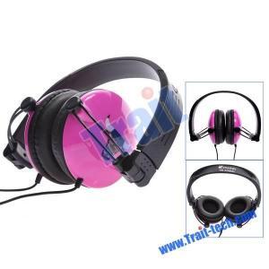 Fones de ouvido estereofônico de alta qualidade e elegante de HuMei HM-2200MV com Mic