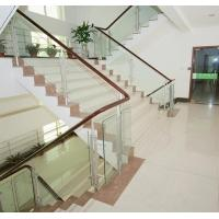 8mm flat stair tempered glass panels coloured solid for Coloured glass panels