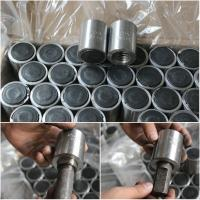 Quick Mechanical Rebar Couplers , Threaded Mechanical Couplers For Reinforcement Steel