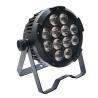 Buy cheap Aluminum Die-Cast IP65 12x18w RGBWA+UV 6in1 Waterproof LED Flat Par Light from wholesalers