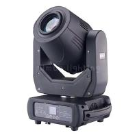 Buy cheap 200W White LED Moving Head Spot Wash DJ Stage Lights with Ring product